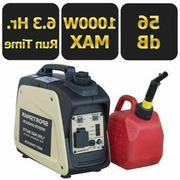 Sportsman 1,000-W Quiet Portable Gas Powered Inverter Genera