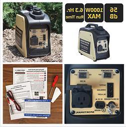 Sportsman 1000 Watt Portable Gasoline Inverter Generator -NO