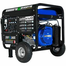 Duromax XP10000EH 10000 Watt Dual Fuel Electric Start Portab