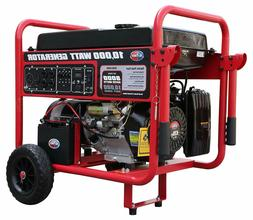 10000W Generator w/ Electric Start Portable for Home Use Eme