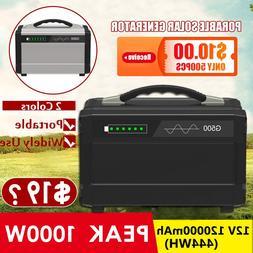 1000W <font><b>Portable</b></font> Solar <font><b>Inverter</
