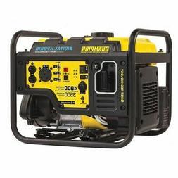 CHAMPION POWER EQUIPMENT 100302 Portable Generator,3500W,Dig