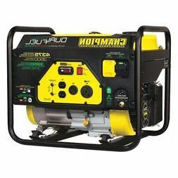 Champion Power Equipment 100307 3150 Watt Dual Fuel Dual Fue