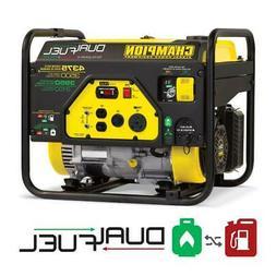 Champion Power Equipment 100307 3500 Watt Dual Fuel RV Ready