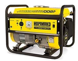 100490-1200/1500w Champion Generator, Manual Start