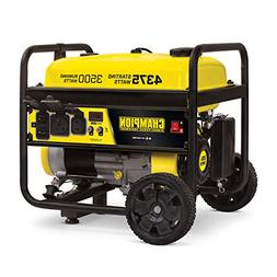 Champion Power Equipment 100522 Portable Generator, Black/Ye