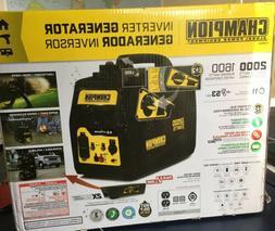 Champion Power Equipment 100565 2000W Portable Inverter Gene