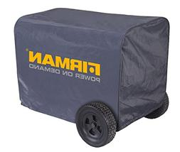 Firman 1009 5,700/8,000 Watt Generator Cover, 1 Black