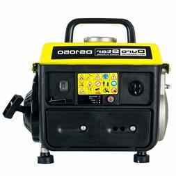 DuroStar 1050-W Portable Gasoline Powered Generator Home RV