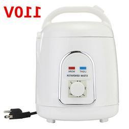 110V 1.8L Steam Home Generator Steamer Pot Spa For Portable
