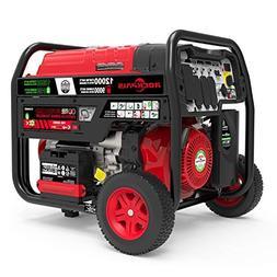 Rockpals 12,000-Watt Dual Fuel Portable Generator, CARB EPA