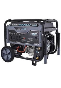 Pulsar 12000 Watt Portable Dual Fuel Propane/Gas Generator E