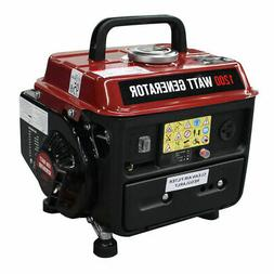 1200W Gasoline Generator 2 Stroke 63cc Single Cylinder Gas P