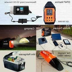 Webetop 155Wh Portable Generator 42000mAh Power Inverter 100