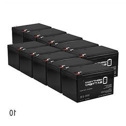 Mighty Max Battery 12V 15AH F2 Battery for Goal Zero YETI 15