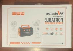 Webetop 167Wh 45000mAh Portable Generator Inverter Battery 1