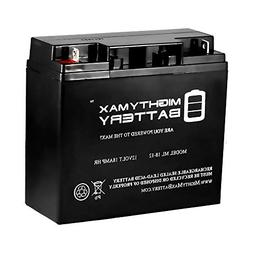 Mighty Max Battery 12V 18AH SLA Replacement Battery for Powe