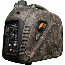 Westinghouse 2,200 Watt TrueTimber Camo Portable Gas Powered