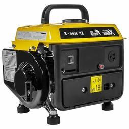 XtremepowerUS 1200 Watt 2-Stroke Portable Gasoline Gas Elect