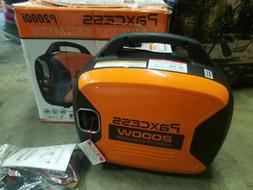Paxcess 2000-Watt Quiet Portable Gas Powered Inverter Genera