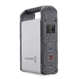 MAKOM 200Wh Portable Generator Power Supply Handheld Wall Ou