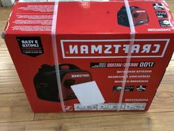 CRAFTSMAN 2200 WATT GAS INVERTER GENERATOR Easy Start-NO SHI