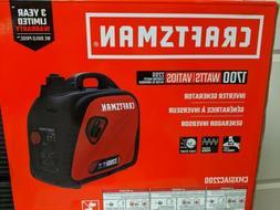 CRAFTSMAN 2200-Watt Inverter Gasoline Portable Generator CMX