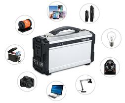 Suaoki 220Wh/20,000mAh Portable Generator Power Source Suppl