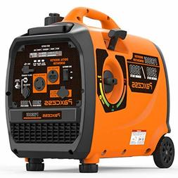 Paxcess 2300-W Portable Gas Powered Inverter Generator with