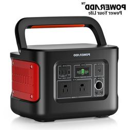 280Wh/78000mAh Power Delivery Portable Generator for Outdoor