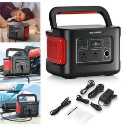 280W Portable Power Station 78000mAh Backup Battery Emergenc
