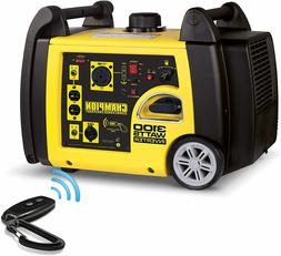 Champion Power Equipment 3,100-Watt Gasoline Remote Start In