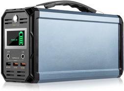 300W Portable Generator 60000mAh Power Supply Station Campin