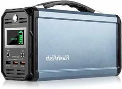 300W Portable Generator, FlashFish 60000mAh Power Supply Sta