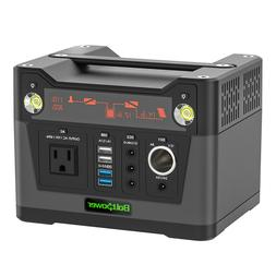 300W Portable Power Generator Lithium Ion Backup Battery Pac