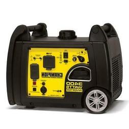 Champion Power Equipment 3400-Watt Gasoline Powered Recoil S