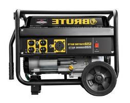 3500 Running 5250 Starting Watt Gasoline Portable Generator