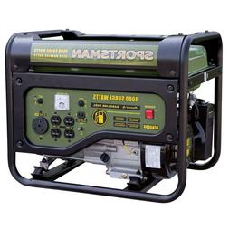 4,000/3,500-Watt Gasoline Powered Portable Generator With Rv