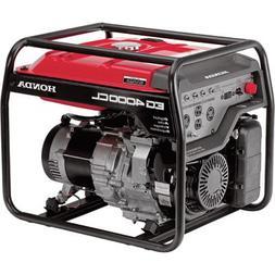 Honda 4,000 Watt Gas Powered Home RV Portable Generator EG40