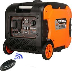 GENKINS 4500 Watt Portable Inverter Generator Electric Start