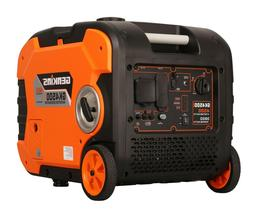 GENKINS 4500 Watt Portable Inverter Generator Ultra Quiet 30