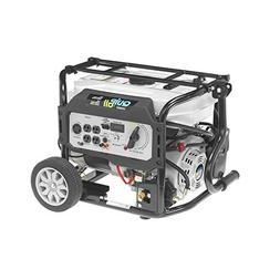 Quipall 5250DF Dual Fuel Gas Portable Generator with Electri
