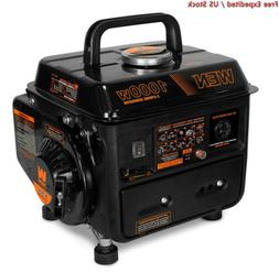 WEN 56105 1000-Watt Portable Generator, CARB Compliant 1000