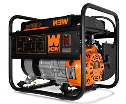 WEN 56160 4-Stroke 98cc 1600-Watt Portable Power Generator,