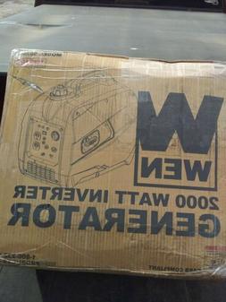 WEN 56200i 2000 Watt 2 HP Inverter Generator