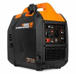 WEN 56202i Super Quiet 2000-Watt Portable Inverter Generator