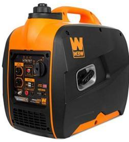 Wen 56225i Inverter Generator 2250-Watt Super Quiet New