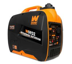 WEN 56225i Super Quiet 2250-Watt Portable Inverter Generator