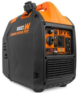 WEN 56235i Super Quiet 2350-Watt Portable Inverter Generator