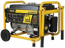 WEN 56352 3500 Watt Generator with Wheel Kit